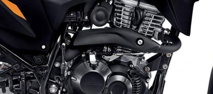 Motor Bicombustível 190cc